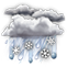 Wintry Mix / Windy